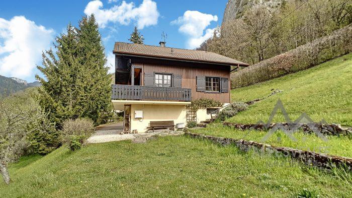 VenteMaison/VillaSAINT-JEAN-D AULPS74430Haute SavoieFRANCE