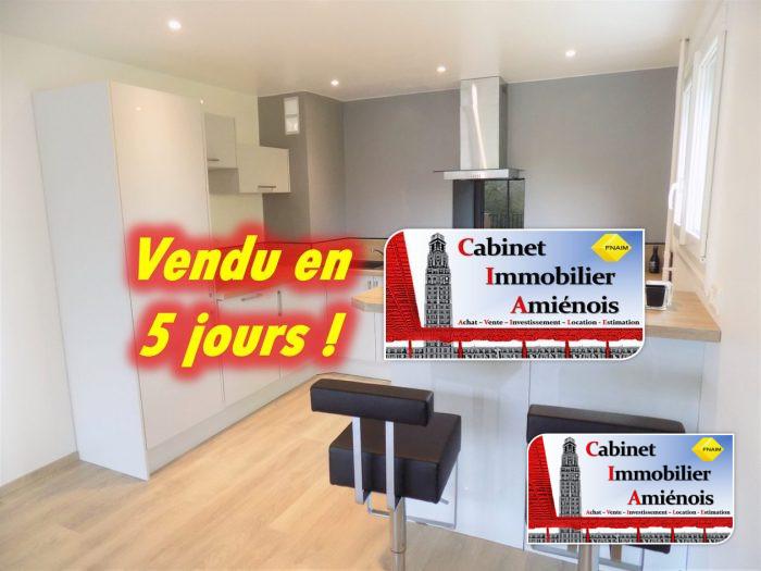 photo de Amiens : Saint Acheul, proche gare de Longueau, appartement 58m² avec une chambre et parking
