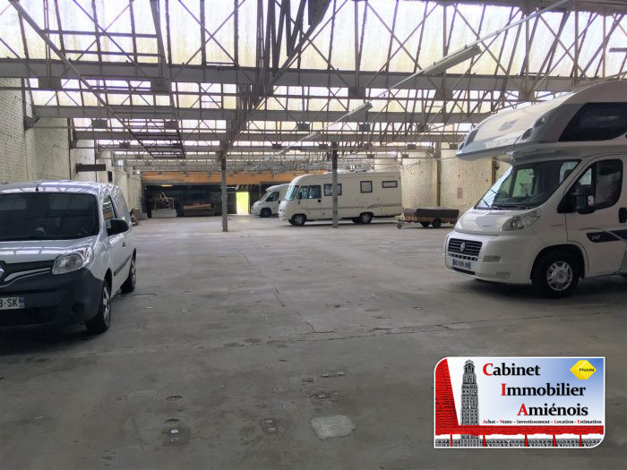 Vente Garage/Parking VILLERS-BRETONNEUX 80800 Somme FRANCE