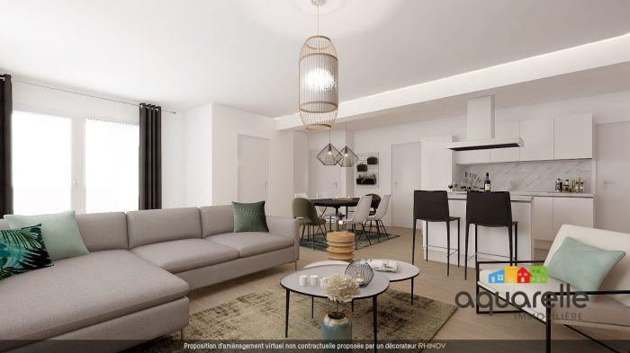 Appartement 3 pièces 70 m² Epfig