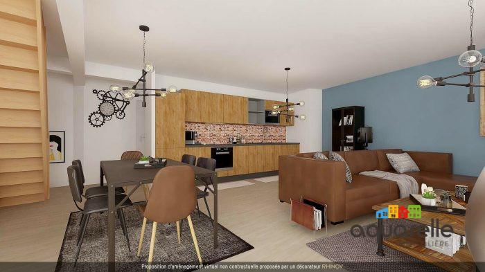 Epfig   Appartement 92 m² 4 pièces