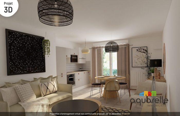 Appartement Andlau  2 pièces 43 m²
