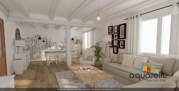 100 m² Maison Barr   4 pièces