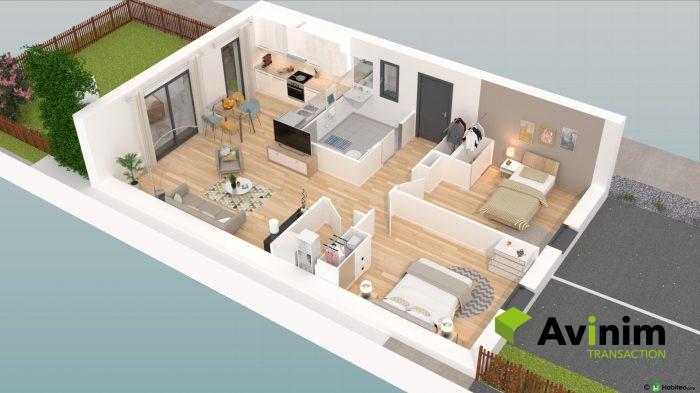 Plan Maison Moderne De Plain Pied Ooreka 15