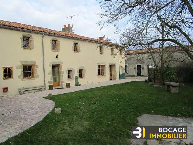 Maison ancienne Noirlieu Bressuire et communes associées 109 m²