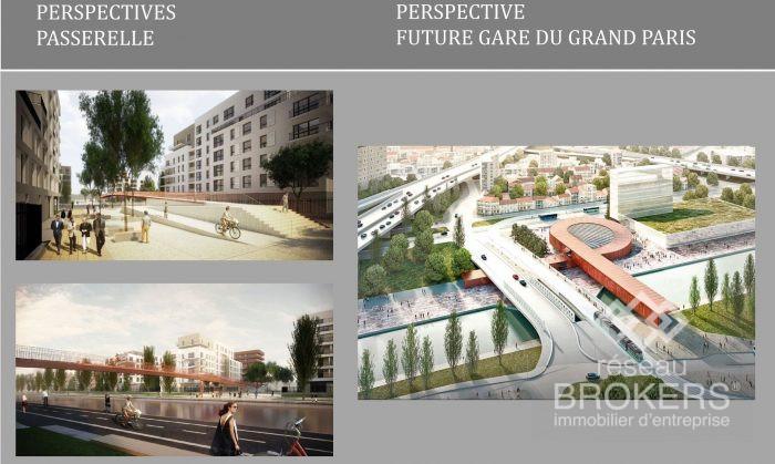 Location annuelleBureau/LocalNOISY-LE-SEC93130Seine Saint DenisFRANCE