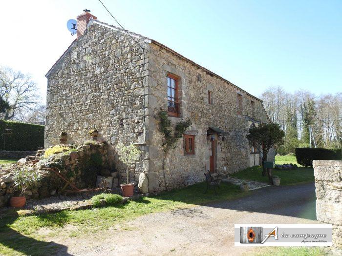 photo de Maison en pierres apparentes rénovée