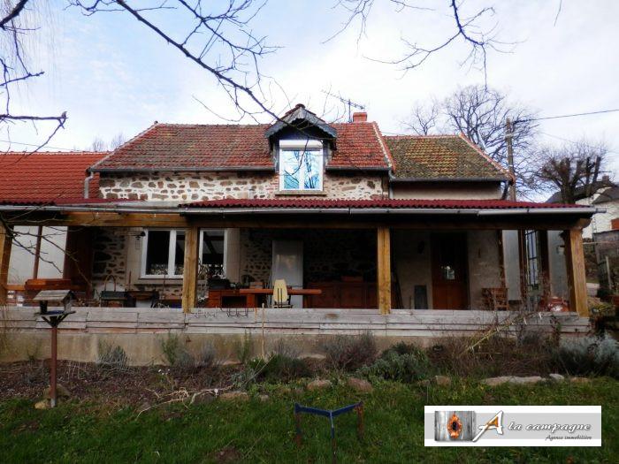 Maison De Campagne Avec Jardin Et Garage A La Campagne Immobilier