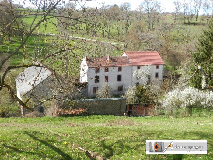 photo de Ancien moulin, le long de la rivière La Tardes