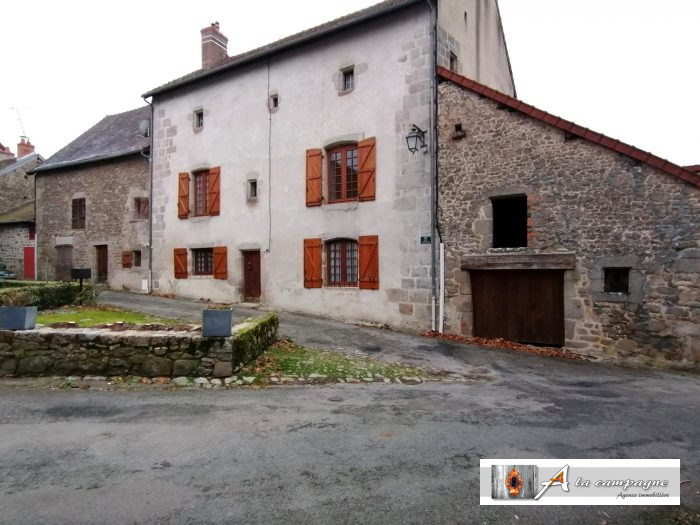 Positioned in a village with a medieval past, this very old stone building oozes character