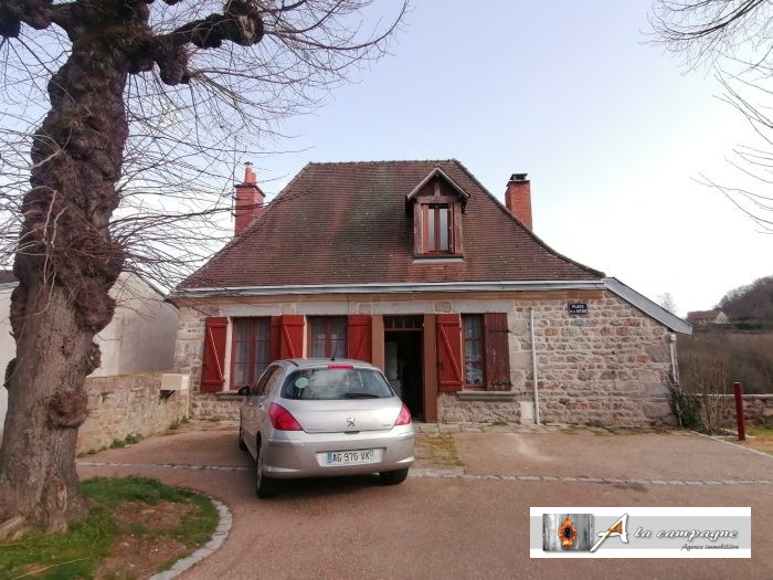 Located in a charming Creuse village with all amenities