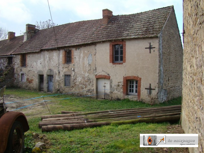 House in the Auvergne