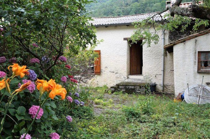 Maison En Pierre Avec Jardin Urgent Agence Des Chateaux Cathares