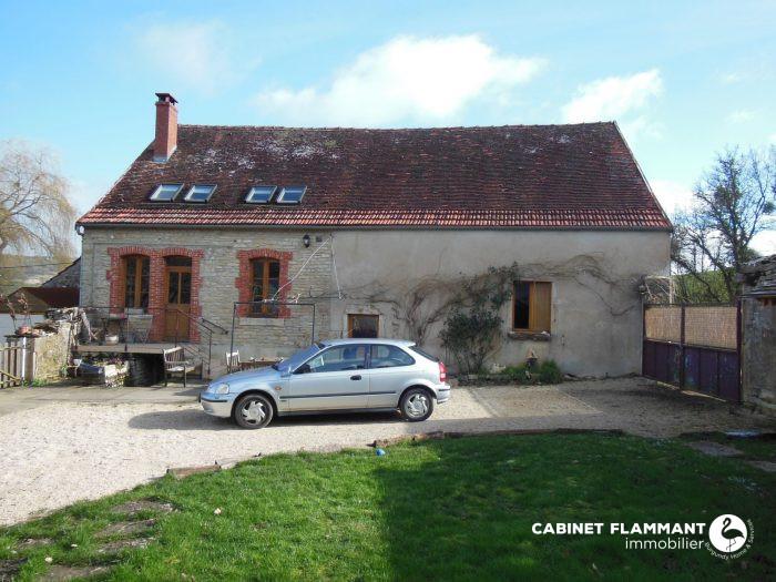 Maison ancienne + dépendance - Cabinet Flammant Immobilier, Pouillenay