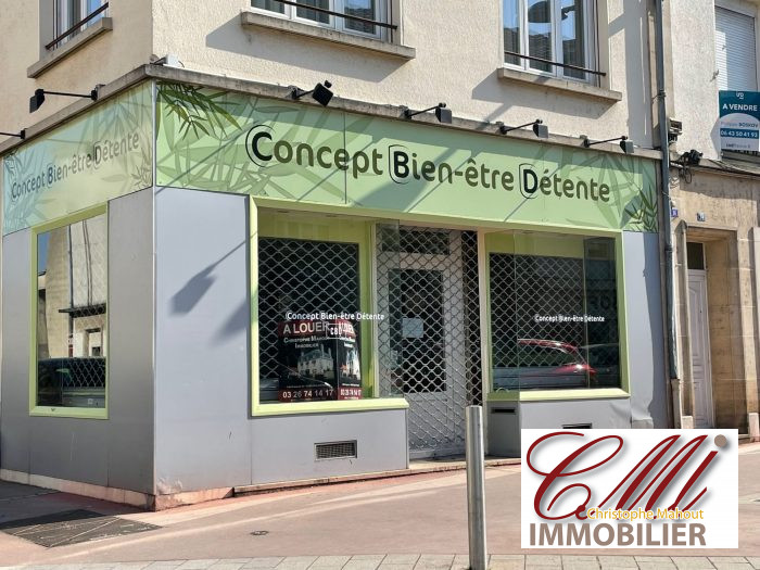 Location annuelle Bureau/Local VITRY-LE-FRANCOIS 51300 Marne FRANCE