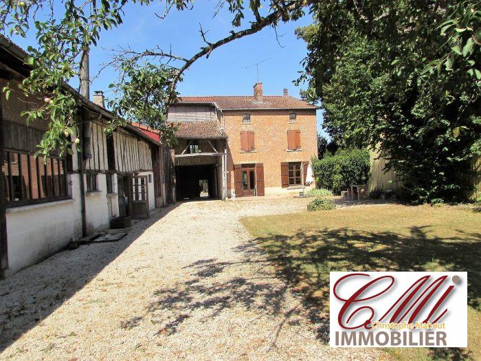 Maison ancienne Vitry-le-François 148 m²