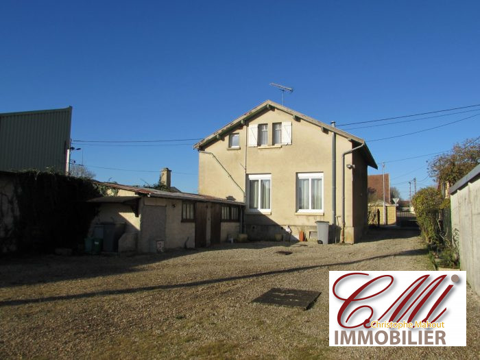 VenteMaison/VillaMAILLY-LE-CAMP51300MarneFRANCE