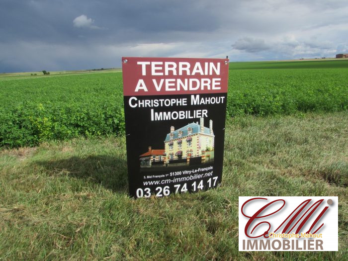 VenteTerrainVITRY-LE-FRANCOIS51300MarneFRANCE