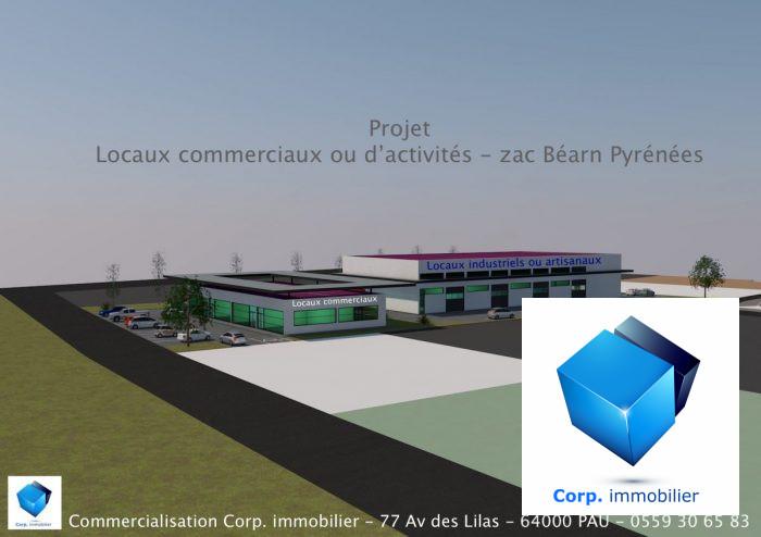 VenteBureau/LocalSOUMOULOU64420Pyrenées AtlantiquesFRANCE