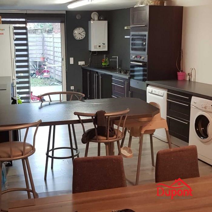 annonce vente maison saint amand les eaux 59230 141 m 137 000 992745826341. Black Bedroom Furniture Sets. Home Design Ideas