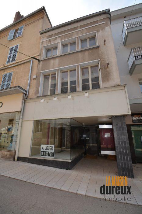Immeuble Commercial Avec Vitrine Et Terrasse