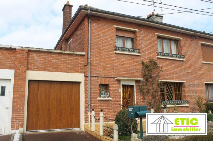 90 m²  Maison 5 pièces Leforest