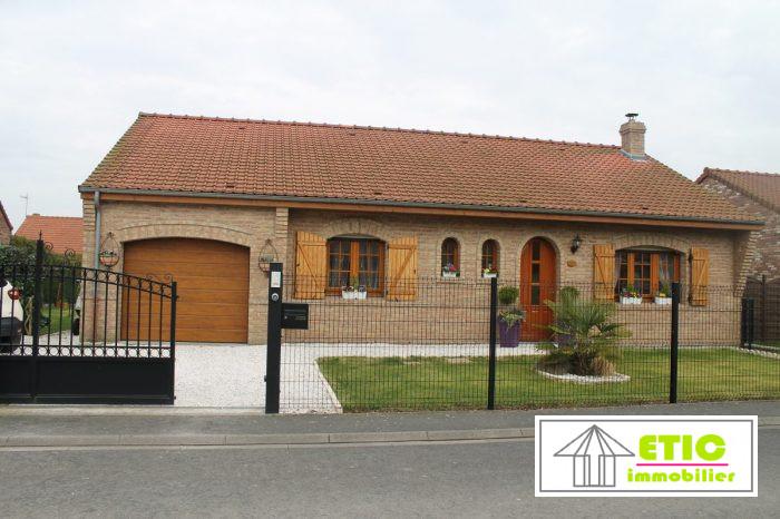 Monchecourt  93 m² Maison  5 pièces