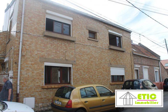 5 pièces  Harnes  Maison 80 m²
