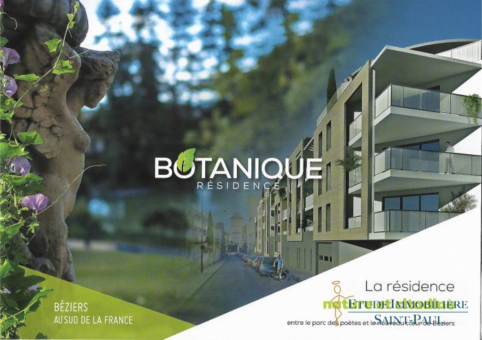 Photo APPARTEMENT TERRASSE T3 image 1/4