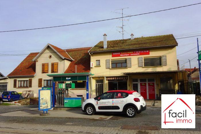 VenteMaison/VillaSARREBOURG57400MoselleFRANCE