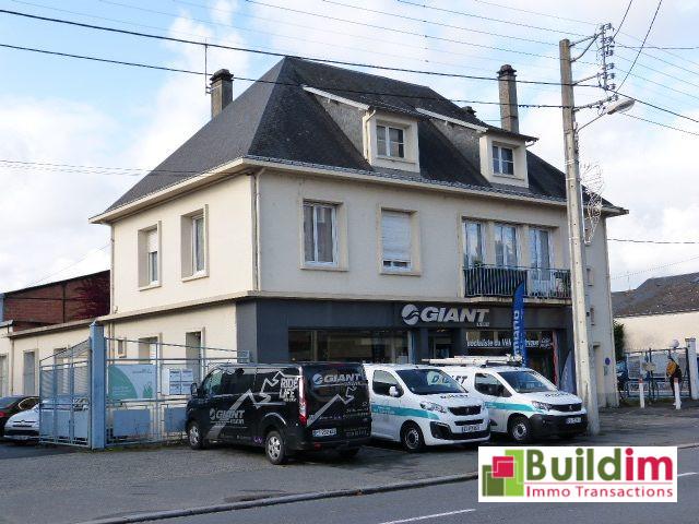Lisieux   554 m² Immobilier Pro 0 pièces