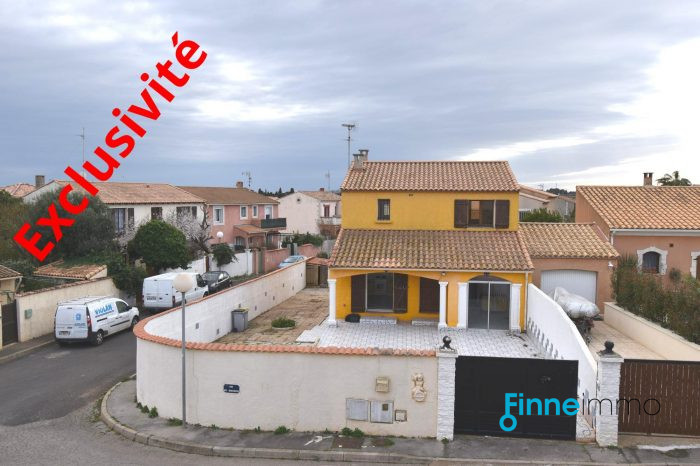 VenteMaison/VillaFRONTIGNAN34110HeraultFRANCE