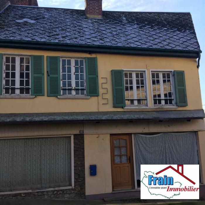 Photo Maison à vendre Oisemont image 1/4