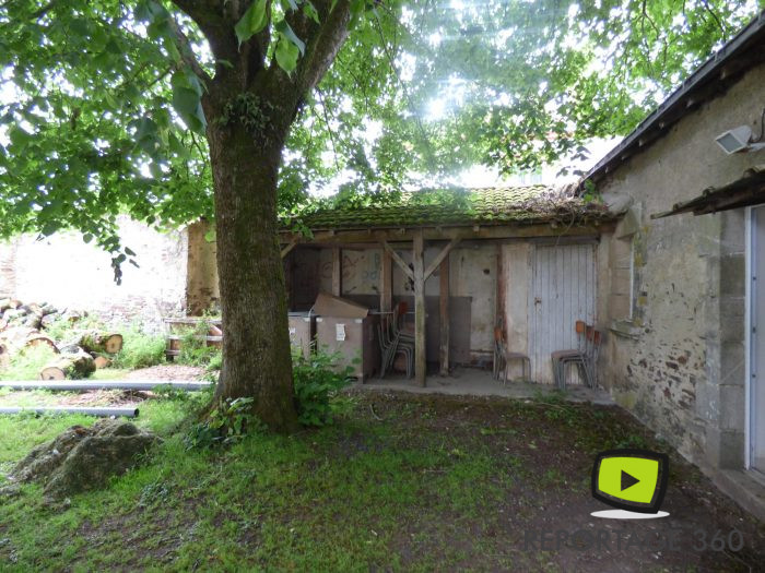 maison ancienne à rénover - REPORTAGE 360, Angers