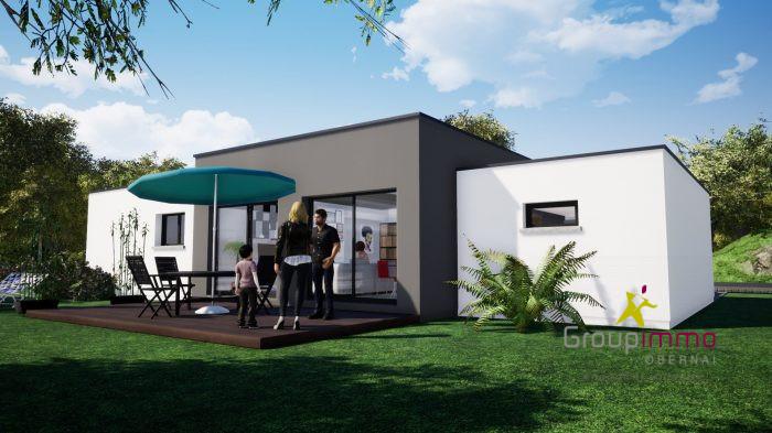 Maison contemporaine Rhinau 97 m²