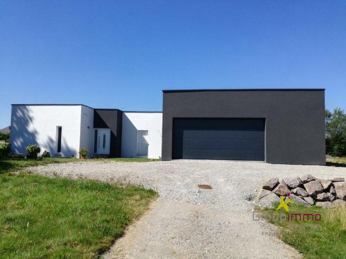 Maison contemporaine Henridorff 154 m²