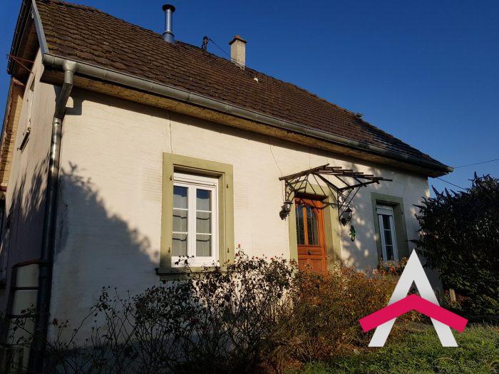 photo de ZILLISHEIM : maison individuelle 5 pièces sur 638 m² de terrain