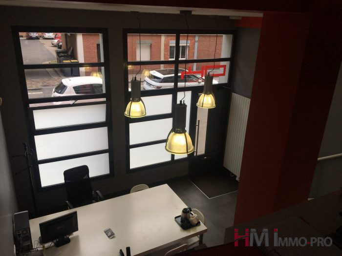 A vendre bureau en ville bien équipé hmimmo pro le havre