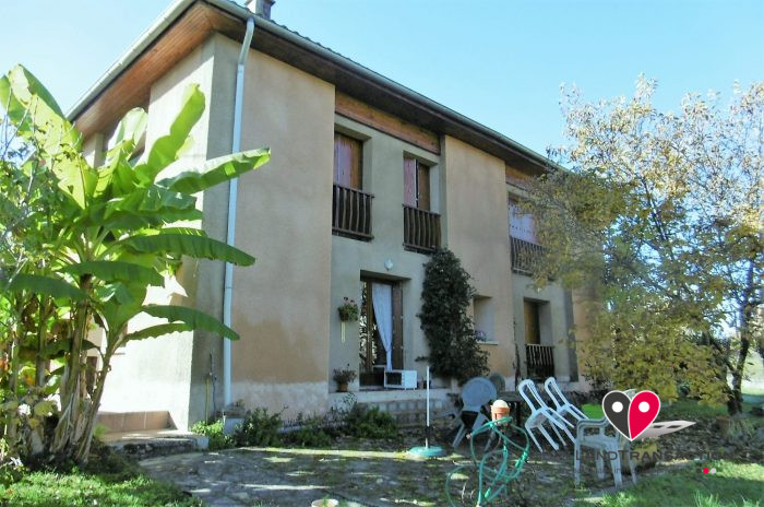VenteMaison/VillaSAINTE-CROIX-VOLVESTRE09230AriégeFRANCE
