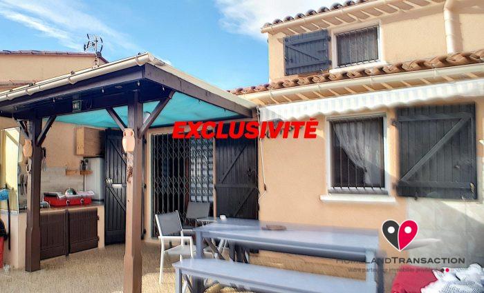 VenteMaison/VillaLE BARCARES66420Pyrenées orientalesFRANCE