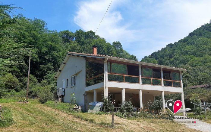 VenteMaison/VillaCASTELNAU-DURBAN09420AriégeFRANCE