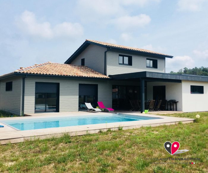 VenteMaison/VillaVIELLE-SAINT-GIRONS40560LandesFRANCE
