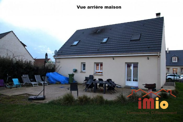 Maison individuelle Chauny 8.8 m²