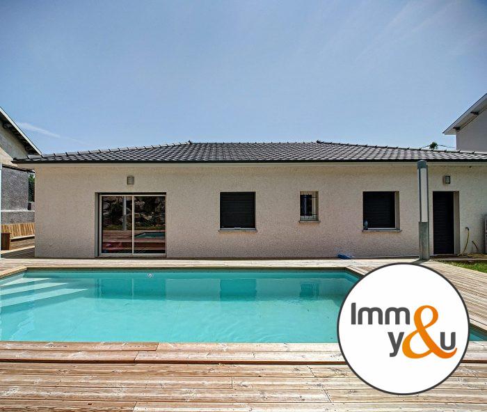 Villa neuve T5 et piscine