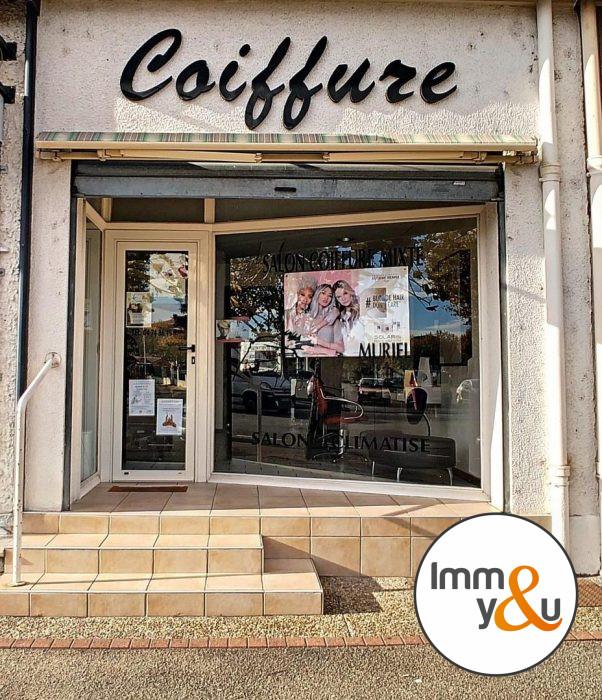 Immobilier Professionnel à vendre Roussillon