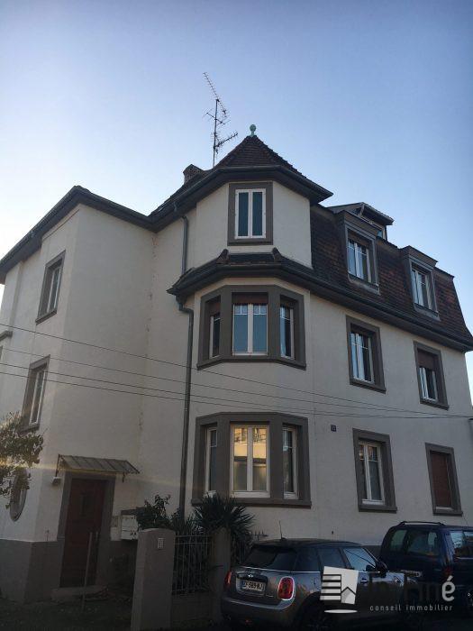 Appartement 3p chambre de bonnes dans maison 1930 in - Chambre des commerces strasbourg ...
