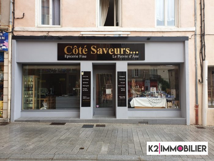 VenteBureau/LocalPRIVAS07000ArdècheFRANCE