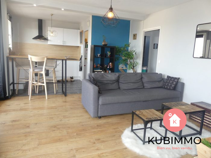 Appartement 2 pièces  49 m² Poissy Secteur 1