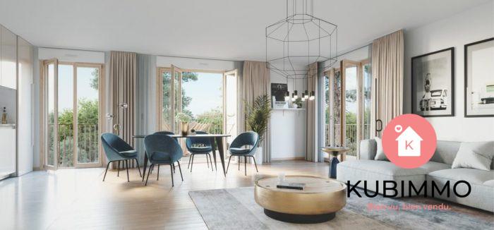 134 m² 6 pièces  Le Vésinet  Appartement