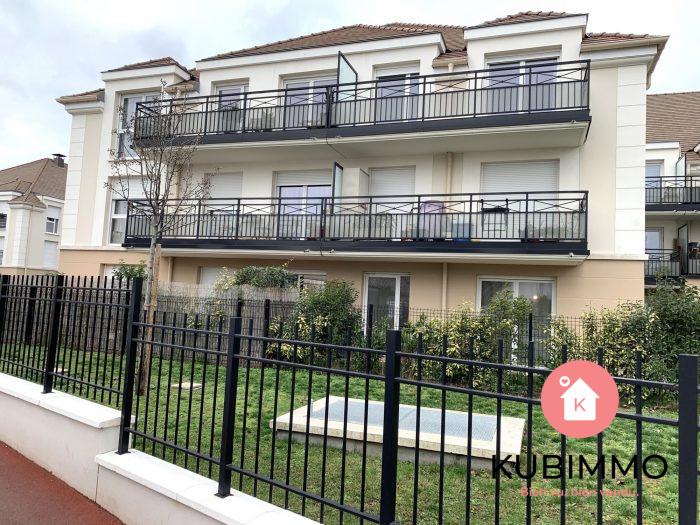 Appartement  Aubergenville  53 m² 3 pièces
